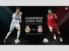 Champions League 2018 final Liverpool vs Real Madrid TV