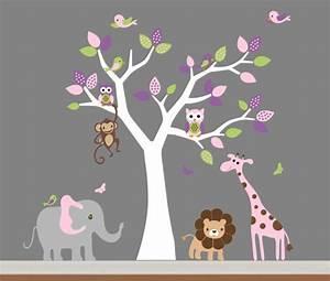 Kinderzimmer Gestalten Wand : 28 coole fotos vom dschungel kinderzimmer ~ Markanthonyermac.com Haus und Dekorationen
