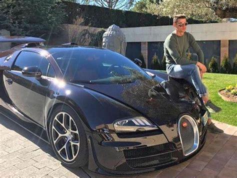Cristiano Ronaldo Se Compró Un Bugatti Conoce Los Otros