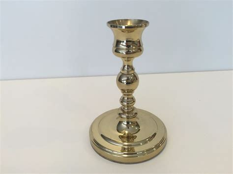 Candlestick Holders by Forged In Baldwin America Brass Candlestick Holder 5