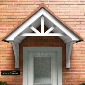 door canopy traditional styles