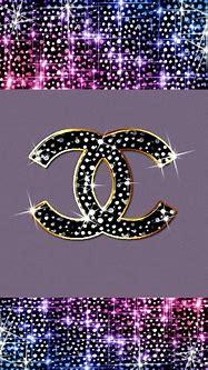 Glitter Chanel Wallpaper.   WALLPAPERS   Pinterest ...