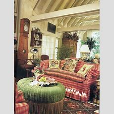 Lovely English Country Style Love The Silk Plaid