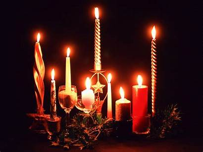 Christmas Candle Amazing Hr Wallpapers Candles Background