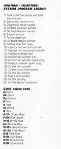 Shop Manual    Wiring Diagram Legend Wanted - Ducati Ms