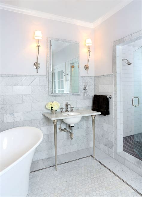 Marble Floors Bathroom by This Bathroom Is The Ultimate Spa Like Retreat With