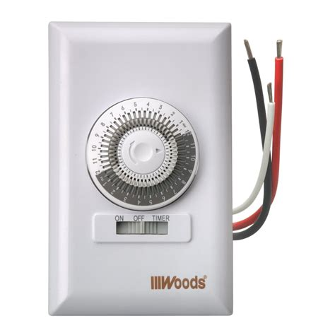 in wall outside light timer the benefits of installing wall switch light timers