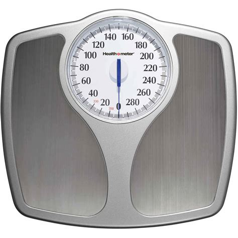 Weight Scale Dial Body Bathroom Analog Large Mechanical