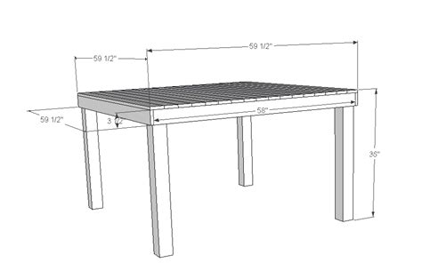 pubcounter height table seats  ana white