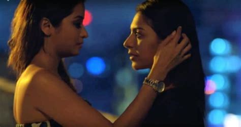 mtv is all set to air india s first lesbian kiss on tv