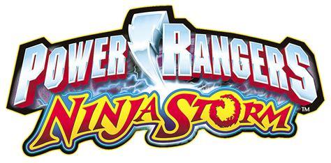 image power rangers ninja storm  logopng