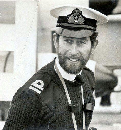 Prince Philip Beard Prince Charles In 1971 Royal S Pinterest