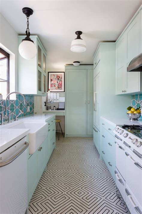 For A Galley Kitchen by 50 Gorgeous Galley Kitchens And Tips You Can Use From Them