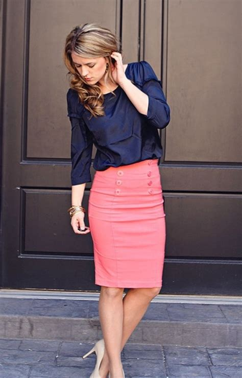 top  trendy pink work clothes  business ladies