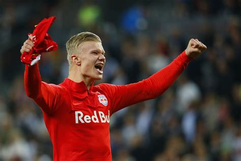 Haaland netted 41 goals in as many games for borussia dortmund last season in all competitions, meaning there is plenty of clubs interested in his services this summer. Borussia Dortmund emerge as favourites to sign Erling Haaland
