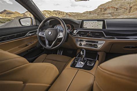 2016 BMW 750I Interior