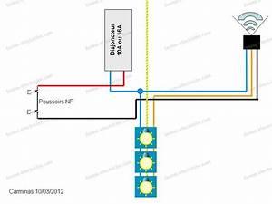 realiser eclairage exterieur entre portail et maison With schema electrique eclairage exterieur