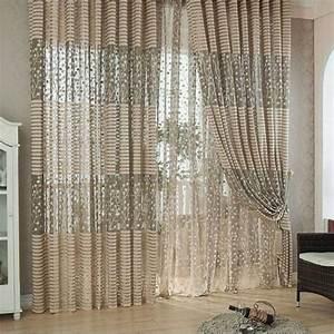 Film Adhesif Fenetre Gifi : best rideau salon marron ideas ~ Dailycaller-alerts.com Idées de Décoration