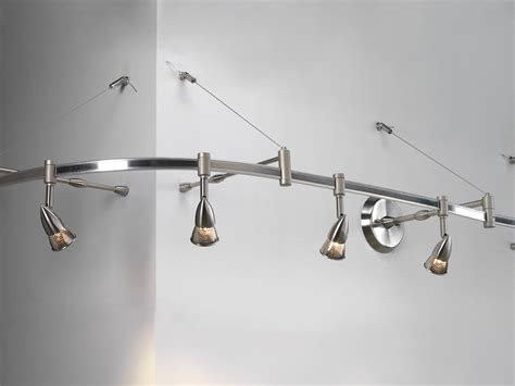 wall mount track lighting fixtures tomic arms