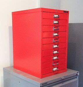 Bisley 5 Drawer Cabinet by Vintage Bisley 10 Drawer Metal Filing Cabinet Drawers