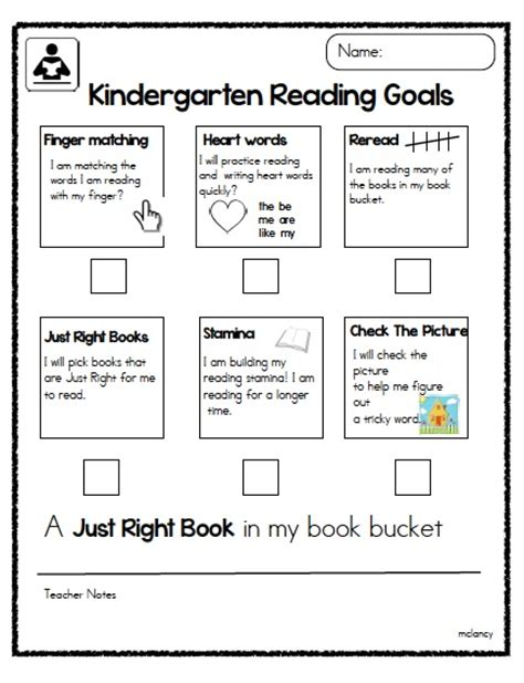 joyful learning in kc writing math and reading goals 963 | reading goals