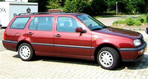 1995 Volkswagen Golf Iii Variant 1hx0 Pictures