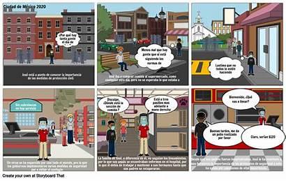 Sa Arriaga Daniel Historieta Storyboard