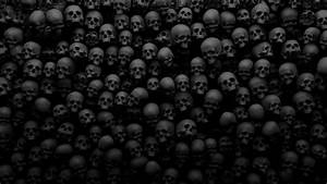 Gold Skull Wallpaper : dark and scary wallpapers 62 images ~ Markanthonyermac.com Haus und Dekorationen