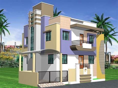 model duplex house designs simple duplex designs plans  houses  india treesranchcom