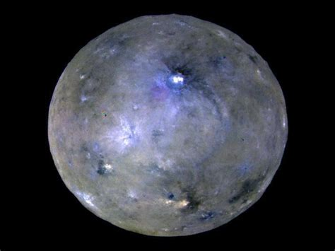 Nasa Plans Search For Alien Life On Ceres, The Mysterious