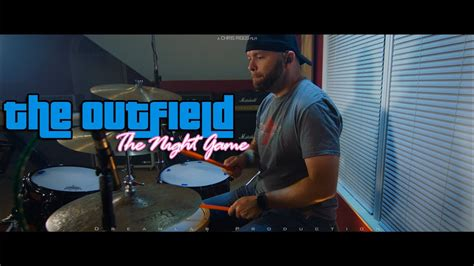 The Night Game (cinematic Drum Cover) Chris