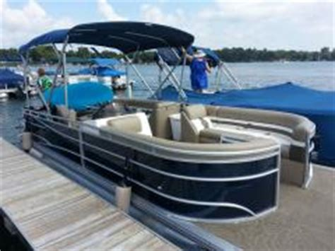 Yamaha Boats For Sale By Owner In Michigan by Pontoon Boats For Sale In Michigan Used Pontoon Boats
