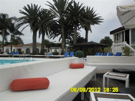 lounge sofas  pool picture  suite hotel jardin