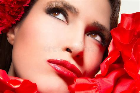 andalusian beauty woman gypsy spanish