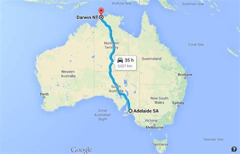 adelaide  darwin travel guide australian road trips