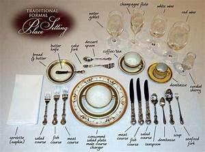 44 Best Table Settings Diagram Images On Pinterest
