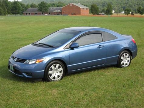 2007 Honda Civic Coupe  Overview Cargurus