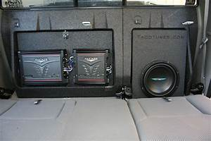 Toyota Tacoma Subwoofer Box Enclosure 2005 2006 2006 2007
