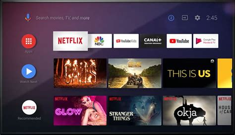 top  essential android tv apps    install web