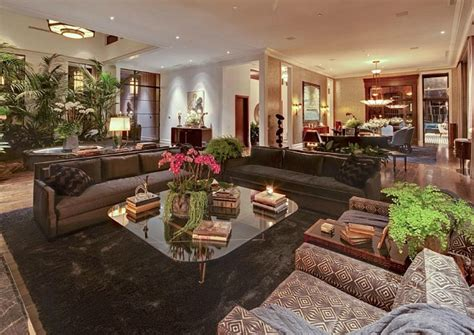 modern livingrooms renner 39 s deco style house in l a hooked on
