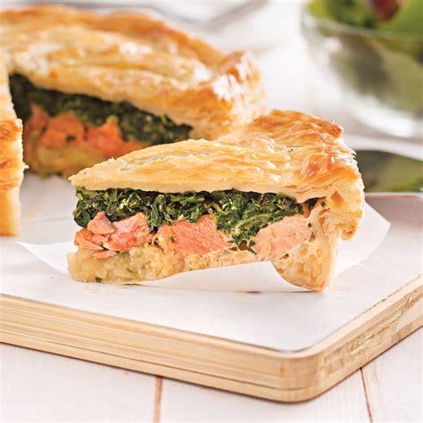 pate a truite recette p 226 t 233 224 la truite et 233 pinards recettes cuisine et nutrition pratico pratique