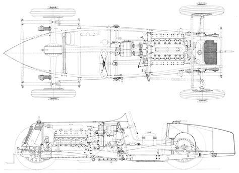 Fiat 806 Corsa 1927 Blueprint Download Free Blueprint For