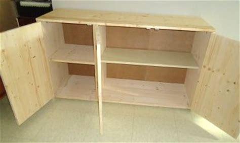 fabriquer meuble cuisine soi meme fabriquer un meuble en bois soi meme maison design