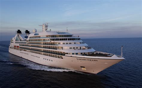 Seabourn Sojourn Cruise Ship 2018 And 2019 Seabourn ...