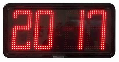 Clocks Date Temperature Digit Led Clock Digital