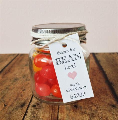 bean  favor tags party favor tags