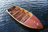 Pictures of Old Wooden Speed Boats For Sale