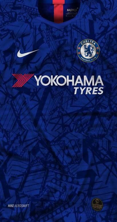 Jersey Chelsea Nike Wallpapers Dls