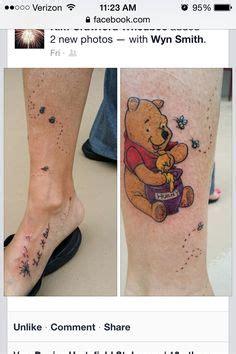 winnie  pooh tattoos  designs winnie  pooh tattoo
