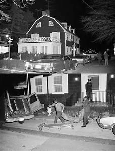 Real Amityville Horror.... DeFeo house crime scene ...